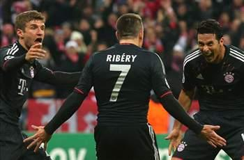 Bayern Munich 6-1 Lille: Pizarro hits hat trick as brilliant Bavarians send feeble French packing