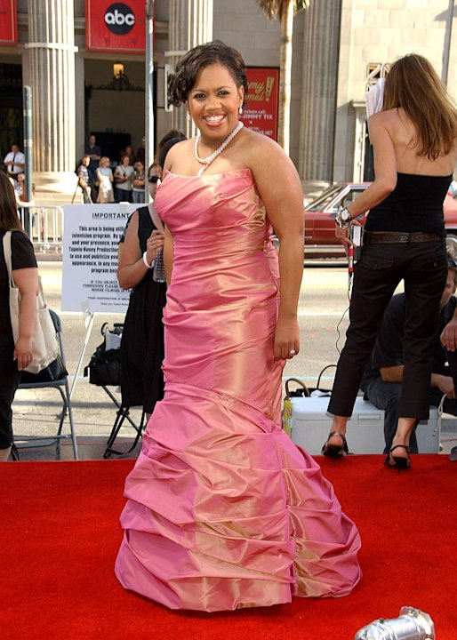 Chandra Wilson at the 34th Annual Daytime Emmy Awards. 