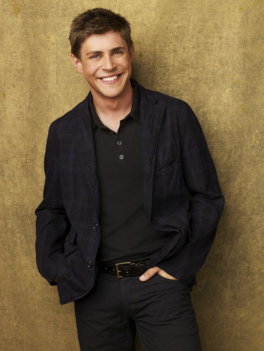 "Chris Lowell in the ABC series ""Private Practice"""