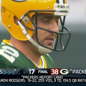 Wk 7 Report Card: Green Bay Packers