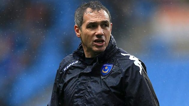 Portsmouth's manager Guy Whittingham (PA Photos)