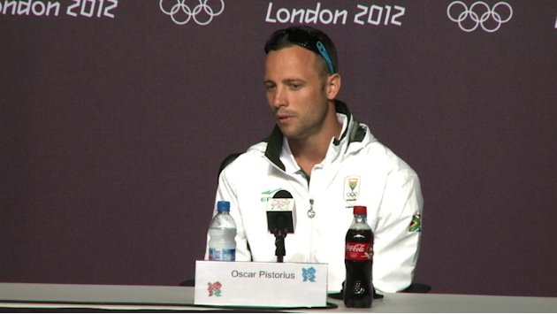 'Blade runner' Pistorius eyes 45s Olympics barrier