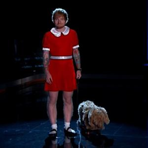 Ed Sheeran as Annie