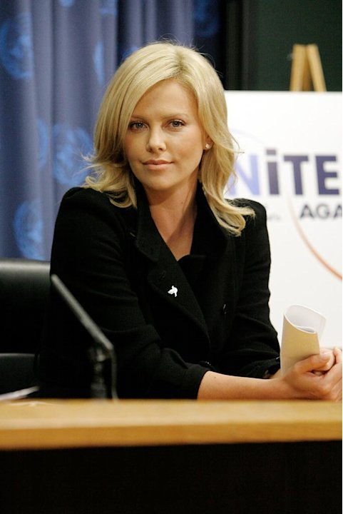 Charlize TheronUN