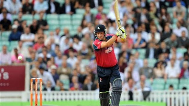 Key inspires Kent to victory over Yorkshire