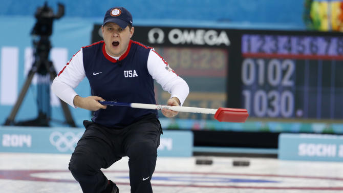 China's curlers confounding expectations in Sochi