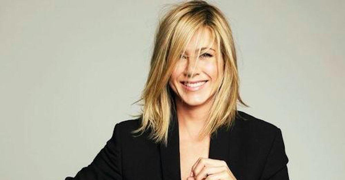 Jennifer Aniston Opens Up on Style & Perfect Hair