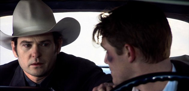 Henry Thomas en &amp;#34;The last ride&amp;#34;