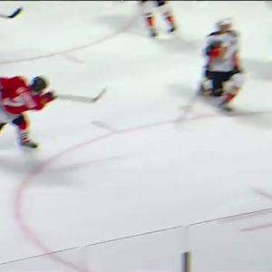 Seabrook hammers hard shot past Andersen