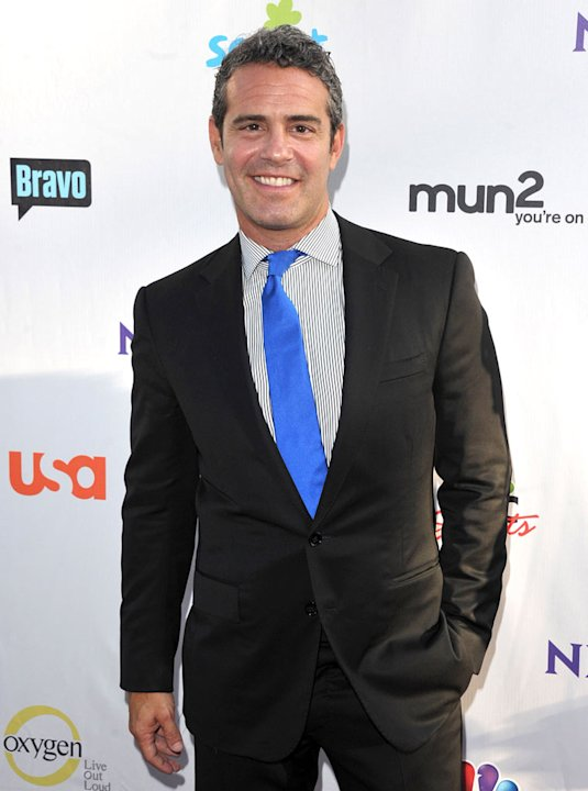Andy Cohen of &quot;Watch What Happens Live&quot; attends the NBC Universal Summer TCA 2011 All-Star Party at the SLS Hotel on August 1, 2011 in Los Angeles, California. 