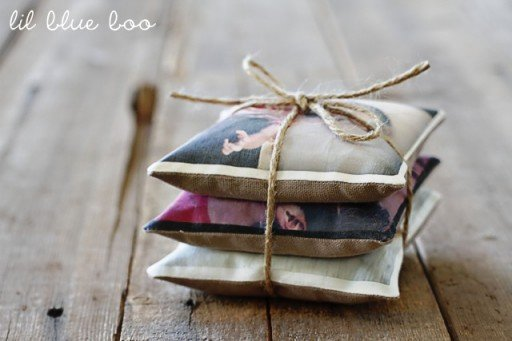 Instagram Sachet Pillows