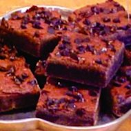 Resep Brownies Chocolate Chip