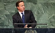 UN's Hands Stained With Blood, Says Cameron