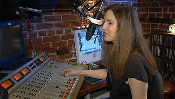 Small radio station in Sausalito has big dreams