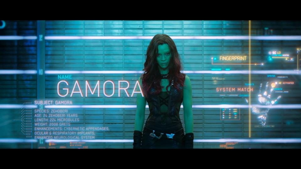 'Guardians of the Galaxy' Profile: Gamora