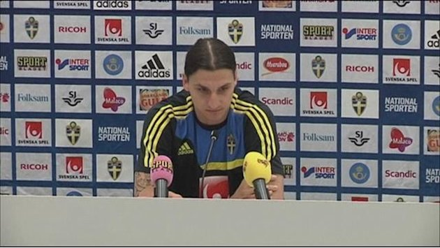 World Football - Ibrahimovic: Messi the very best