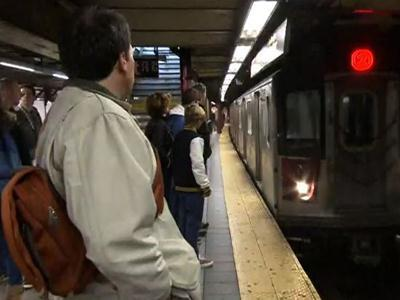 NYC subways return, commuters happy