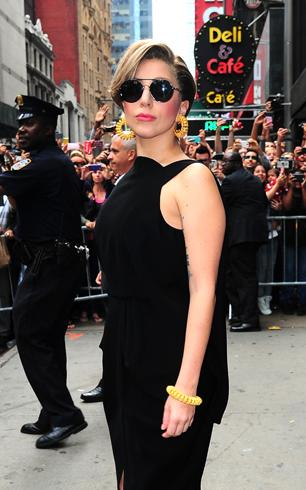 Lady Gaga Asks Fans to Stop Online Attacks of Her Critics