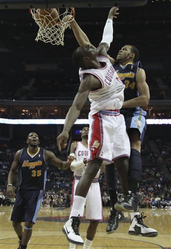 Afflalo scores 19 as Nuggets down Bobcats 99-88
