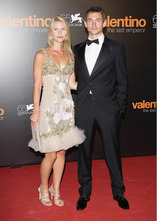 Venice Film Festival 2008 Valentino: The Last Emperor Premiere Claire Danes Hugh Dancy