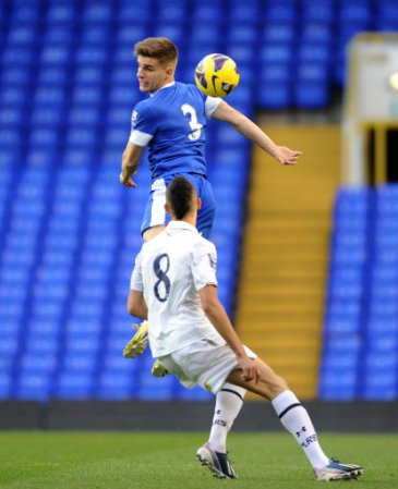 Soccer - Barclays U21 League - Play-Off - Semi Final - Tottenham Hotspur U21 v Everton U21 - White Hart Lane