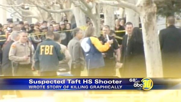 Taft school shooter faces prison if convicted