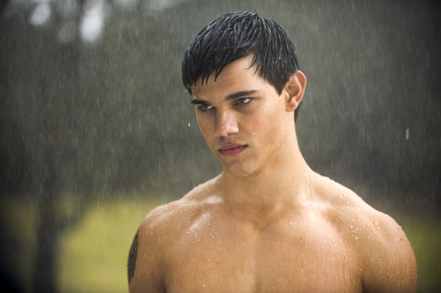 Taylor Lautner The Twilight Saga: New Moon Production Stills Summit 2009