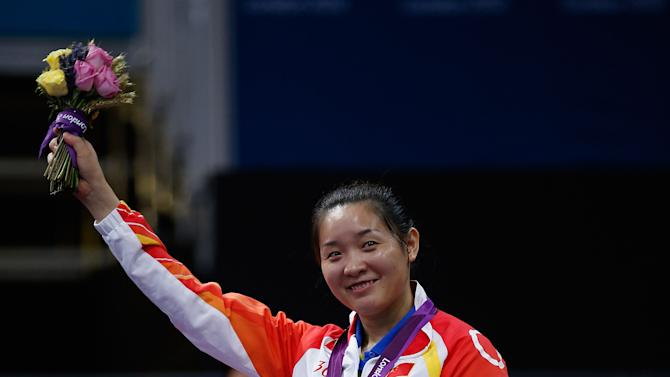 2012 London Paralympics - Day 4 - Table Tennis