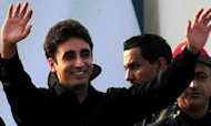 Bhutto Son's Bilawal Launches Political Career