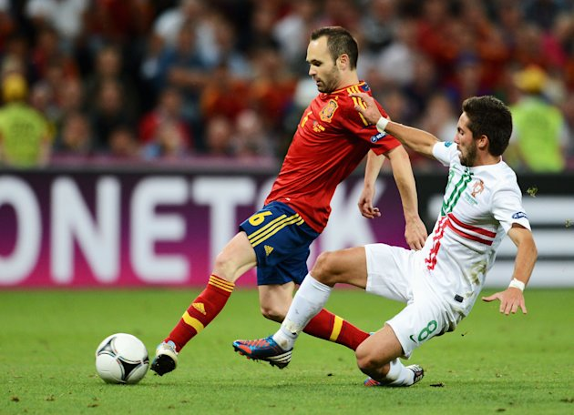 Portugal v Spain - UEFA EURO&nbsp;&hellip;