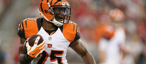 Fantasy Minute: RBBC has Gio Bernard owners worried