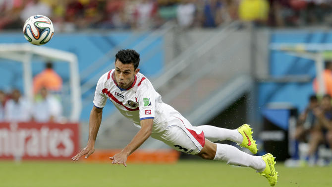 Surprise factor gone, but Costa Rica still on roll