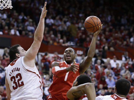 No. 11 Ohio State holds off Nebraska 63-56