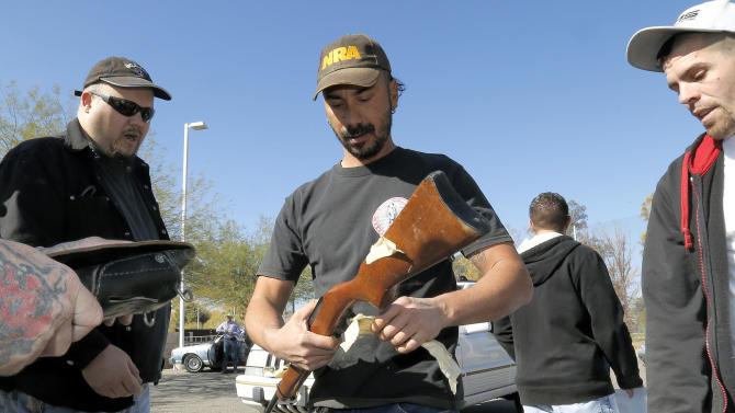 Officials talk guns, hold buybacks after shootings