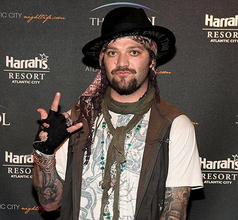 "Bam Margera Arrested for ""Alleged Drunken Antics"" at Airport"