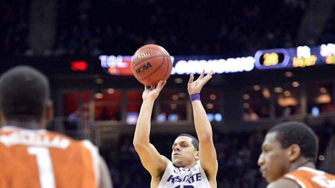 NCAA Basketball: Big 12 Tournament-Kansas State vs Texas