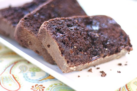 Double Chocolate Quick Bread