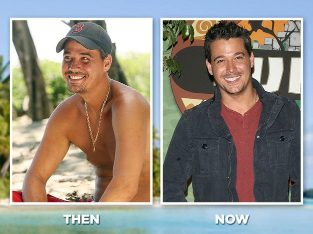 Survivor Then and Now