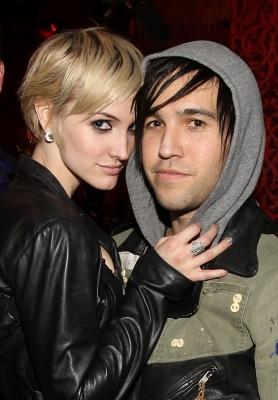 "Ashlee Simpson and Pete Wentz attend the ""X Life"" Launch Party at Beso in Hollywood, California on December 15, 2010 -- Getty Images"