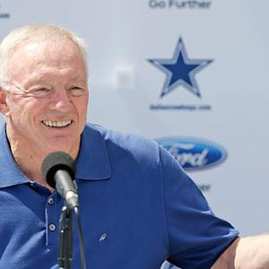 Dallas Cowboys Owner, President & GM Jerry Jones says this season is 'not a make or break situation' for coach Jason Garrett