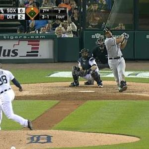 Abreu's two-run homer