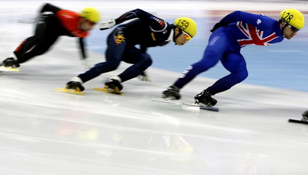 Essent ISU World Cup Short Track - Day 1