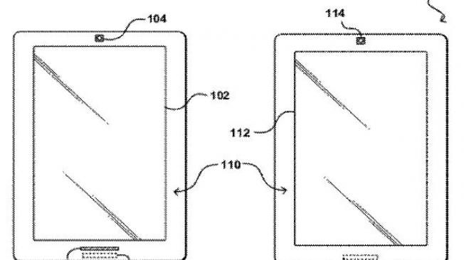 Amazon is working on a dual-display Kindle tablet
