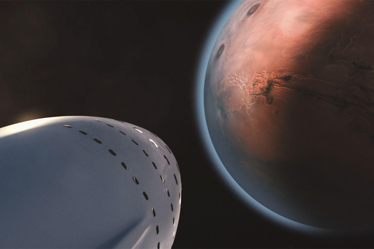 The race to Mars: here's how SpaceX ranks against the competition