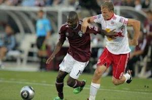 Rapids deal star striker Cummings to Dynamo