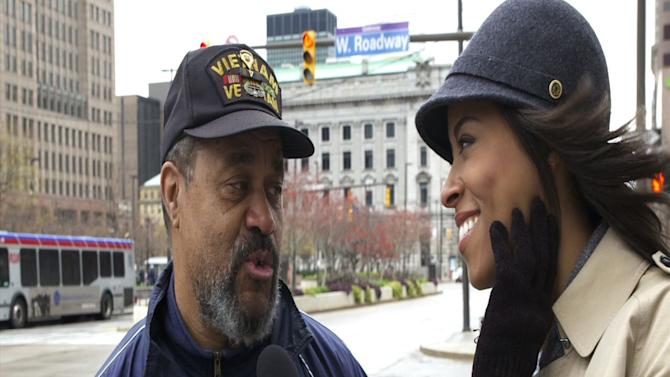 Hashout On Location: What's the best reason to vote for Barack Obama on Election Day?