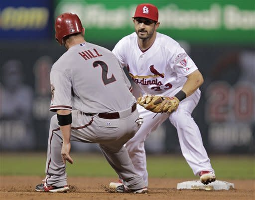 Goldschmidt, Young HR in 9th for 2-1 D-backs wins