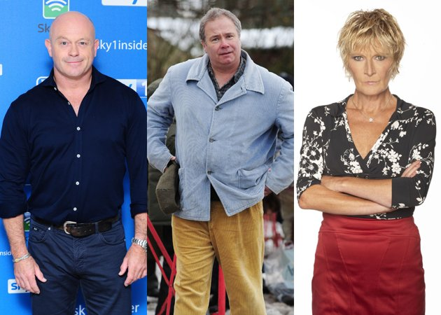 Soaps Arrivals and Departures
