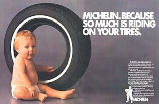 Michelin ad 1