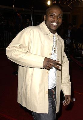 Premiere: Mekhi Phifer at the LA premiere of Universal's 8 Mile - 11/6/2002